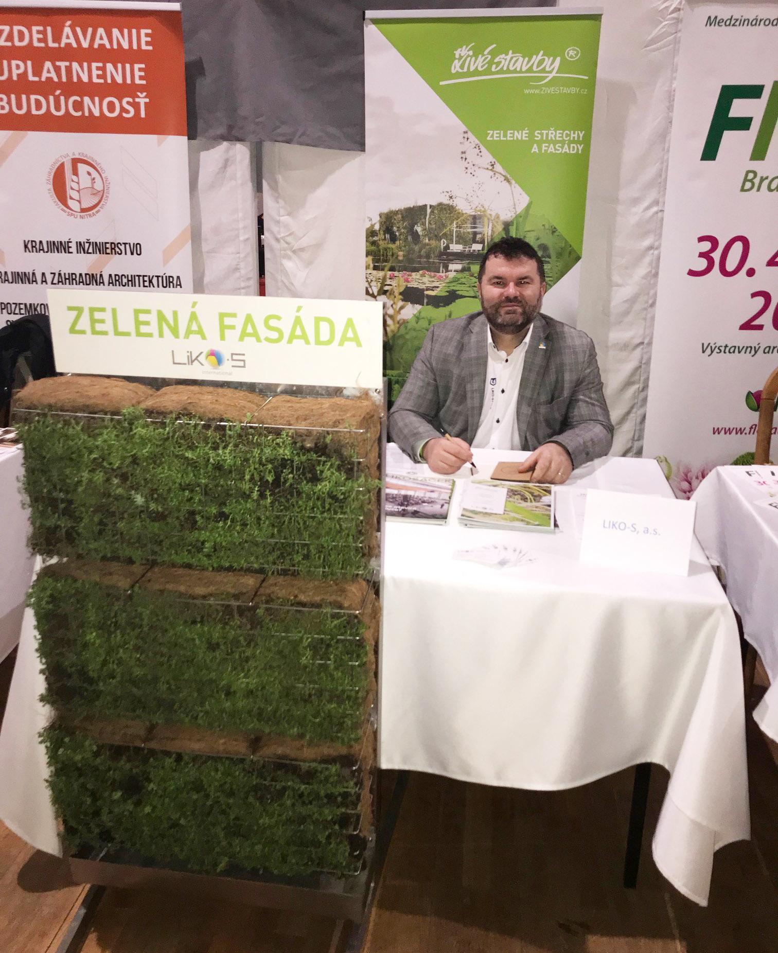 Živé stavby Slovensko na Zahradnickém fóru 2020!